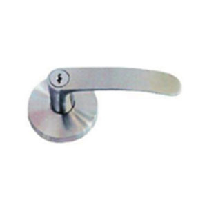 DOOR CLOSER EXIT WITH KEY IRON PAINTING FINSIHED