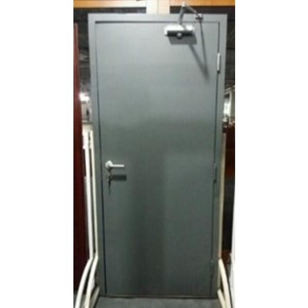 Puerta cortafuego sobre medidas soluciones mg for Puertas galvanizadas medidas